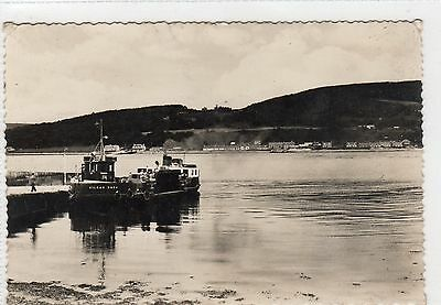 KESSOCK FERRY: Inverness-shire postcard (C5985).