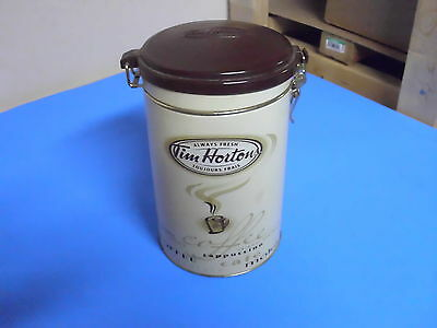 Tim Hortons Coffee Tin # 5