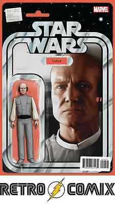 Marvel Star Wars #24 Action Figure Variant New/unread Bagged & Boarded