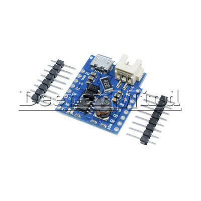 Battery Shield For WeMos D1 mini single lithium battery Charging & Boost New