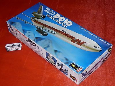 Revell H-141 DC 10 Western Airlines Spaceship / Maßstab 1:144 / Länge 37,7cm