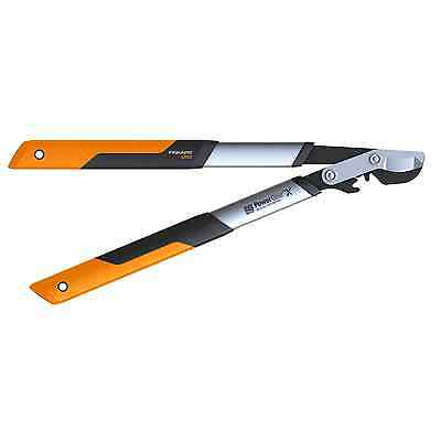 Fiskars PowerGearX BYPASS LOPPER Corrosion Resistant Steel Blade -Small Or Large