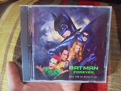 BATMAN FOREVER_soundtrack_used CD_ships from AUS_zz1_Y17