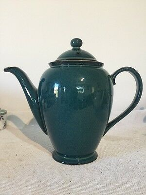 Denby Greenwich - Large 3 Pint Teapot Coffee Pot