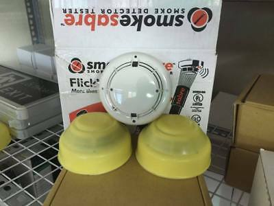 New ~ Hochiki  Aln-V Photoelectric Smoke Detector Head (100+ Available)