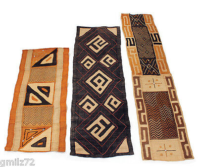 Kuba Cloth: Medium