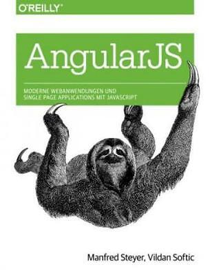 Angular JS Moderne Webanwendungen und Single Page Applications mit JavaScri 2756