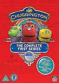 Chuggington - Complete Series 1 Box Set [DVD] New UNSEALED