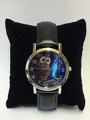 Sale! Lisa Parker the Way of the Witch Wrist Watch Owl