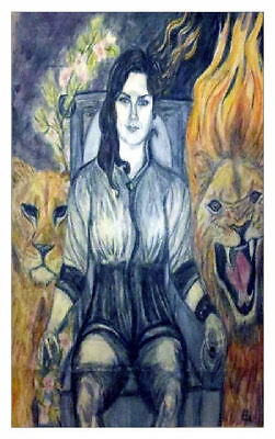 Hekate Tarot Deck and Book Self published by T. Benout and H. Ezerins