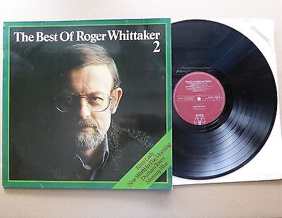 Roger Whittaker - The Best Of Roger Whittaker 2 - DE 1977 ? - NM