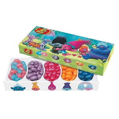 Trolls Jelly Beans Gift Box by Jelly Belly Dreamworks  - Aust New Release Trolli