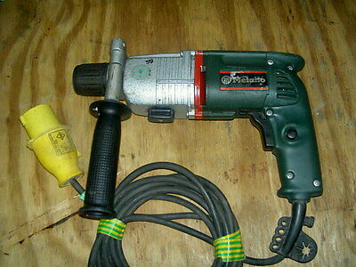 Metabo Bh E 6011 S-R+L 110 Volt Sds Drill Used Inc Vat