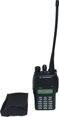 Motorola Dispositif de radio GP388 UHF 403-470 MHz avec batterie,
