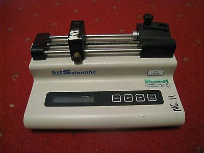 kd Scietific 100 Single Syringe Infusion Pump