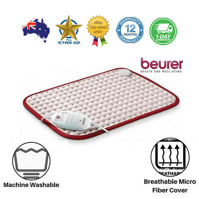 Heat Pad Arthritis Joint Pain Relief Back Electric Heating Mat Beurer