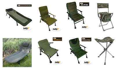 Carp Coarse Fishing XPR Chair with Arm Rests