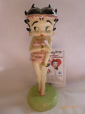 Wade Betty Boop Flapper Pink Lustre Le 20