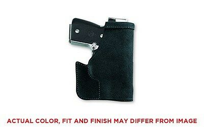 Galco GALPRO460B Pocket Protect Holster For Glock 42 Kahr Pm9 Leather