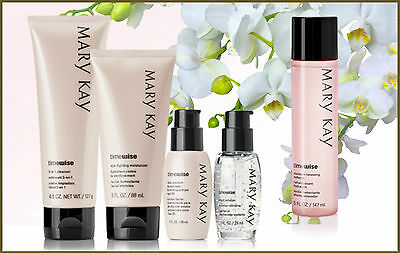Mary Kay TimeWise Miracle Set Wunder-Set & Mary Kay Oil-Free Eye Makeup Remover