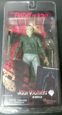 Neca Friday the 13th Part 3 Series 1 Jason Voorhees Action Figure Clean version