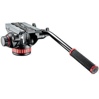 Manfrotto PRO VIDEO HEAD FLAT BASE-MSIZE MVH502AH