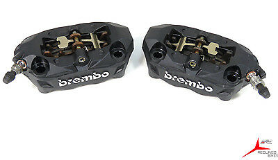 BMW R1200GS / Adventure R1200RT R nineT WC BREMBO Radial Front Brake Calipers