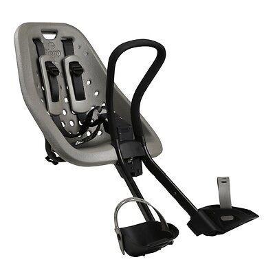 Thule Yepp Mini Front Seat Silver 12020105 SAVE $20 OFF RRP PLUS FREE SHIPPING!!