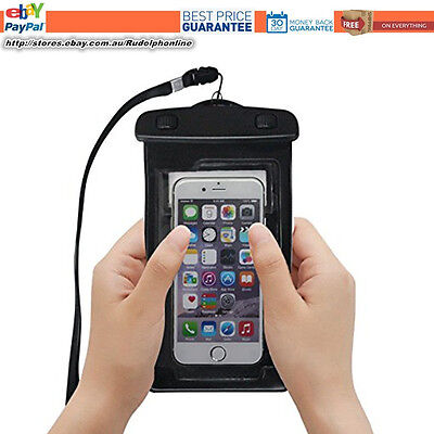 Water proof dry pouch for mobile phones Smart Phones  iPhone 4/4s/5/5c/5s