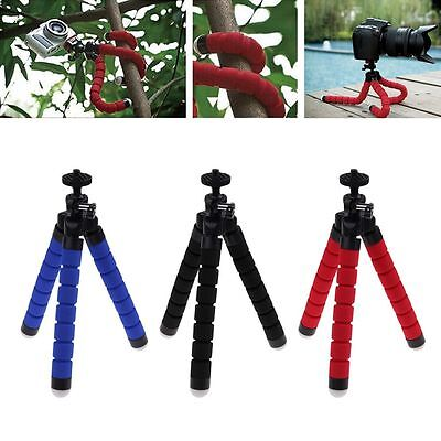 Mini treppiede tripod flessibile per GoPro HD Hero 1 2 3 4 5 fotocamere