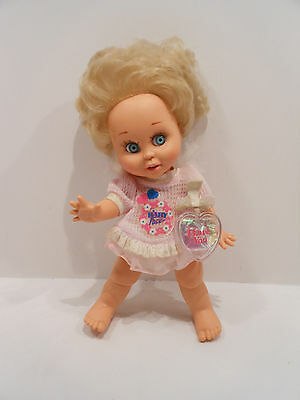 Vintage 1990 Galoob Baby Face Doll So Innocent Cynthia