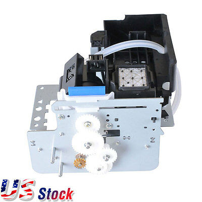 Mutoh VJ-1604 / Mutoh VJ-1204 Solvent Resistant Pump Capping Assembly USA STOCK