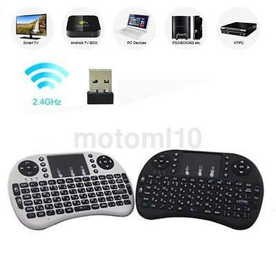 1pc 2.4G Wireless Mini Fly Air Keyboard Mouse Touchpad laptop Remote Smart TV&PC