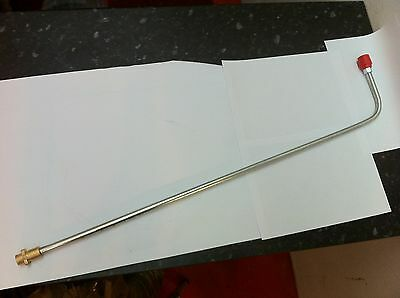Karcher K Series Underbody Lance Non Oem Brass Bayonet 90 Degrees Plus Nozzle