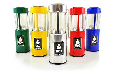 UCO Original 9 Hour Candle Lantern...various colours