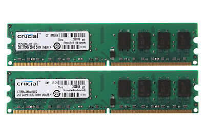 2GB Memory Module PC2-6400 LONGDIMM For eMachines ET1831-05