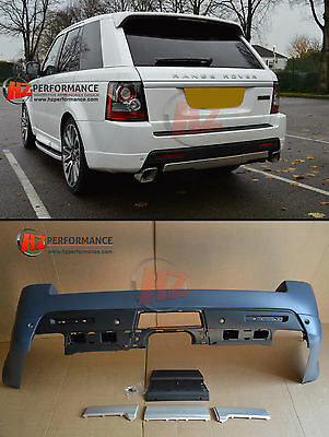Range Rover Sport 2005-2012 Rear Bumper Autobiography Type | Uk Stock