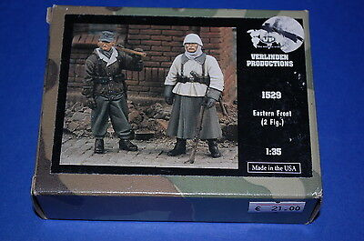 Verlinden Productions 1529 - Eastern Front  scala 1/35