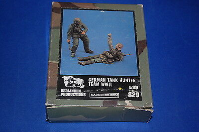 Verlinden Productions 829 - German Tank Hunter Team WWII  scala 1/35