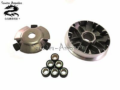 REPLACEMENT VARIATOR for SYM - Shark RS 125 150, Symphony 125, VS 125 150