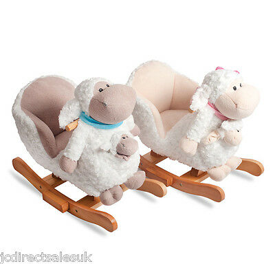 Baby Kids Animal Rocker children toys animal rocking Beautiful Crafted luxurious