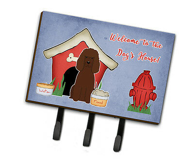 Dog House Collection Irish Water Spaniel Leash or Key Holder