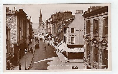 HIGH STREET, INVERNESS: Inverness-shire postcard (C7495)