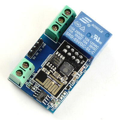 ESP8266 Wifi Relay Module 5V TOI APP Controled for Smart Home Automation