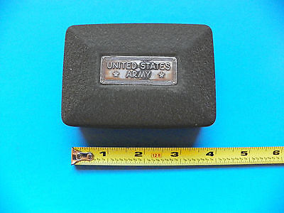 Wwii Original United States Army Officers Soap Dish