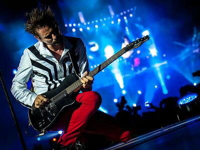 Muse Guitar Rock Band Music Giant Wall Print POSTER