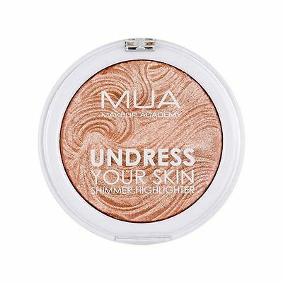 MakeUp Academy Undress Your Skin Highlighter Powder Radiant Cashmere
