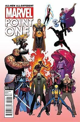 All-New All-Different Marvel Point One #1 Variant Cover 1st X-23 wolverine NM