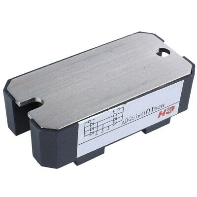 ChaoHe MDS-100A 5 Terminals 3 Phase Diode Module Bridge Rectifier 100A 1600V DT