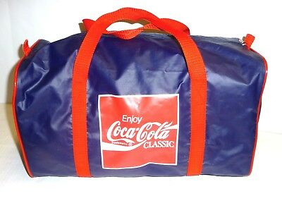Vintage Coca-Cola Chicago White Sox Baseball Game Day Bag Promotional Item 1989